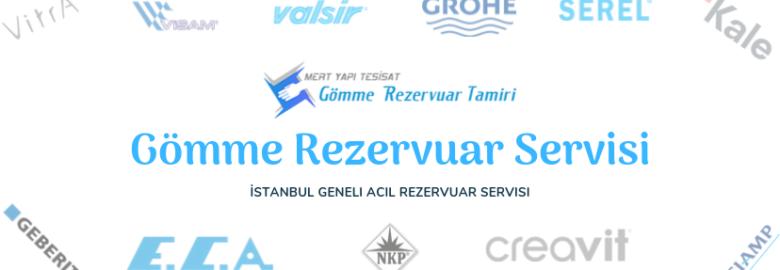 İstanbul Gömme Rezervuar Servisi