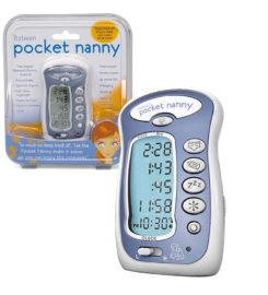Pocket Nanny Bebek Bakım Zamanlayıcısı